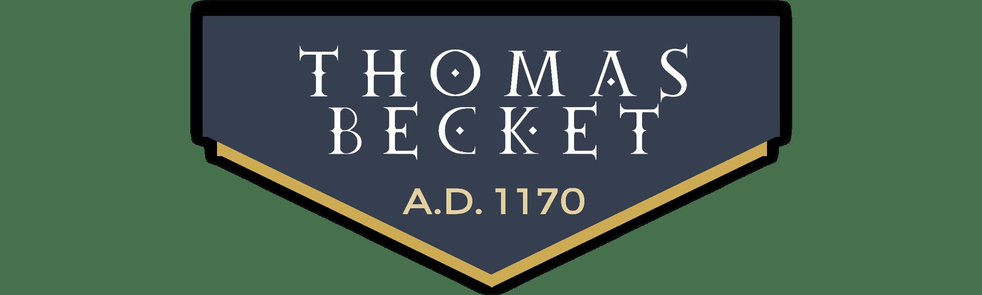 Becket AD 1170